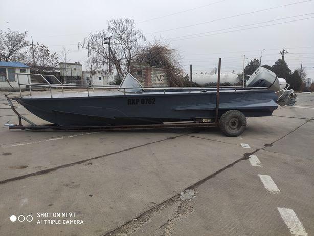 Катер Стрела, Волга