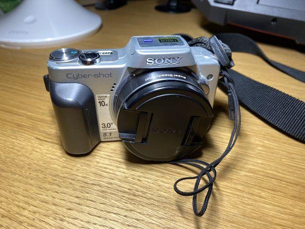 Фотоопарат sony cyber-shot. Без зарядки! СРОЧНО!