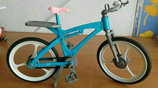 Oryginalny rower dla Barbie