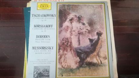vendo discos de Vinil música clássica