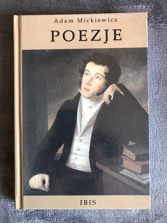 Poezje Adam Mickiewicz stan idealny IBIS