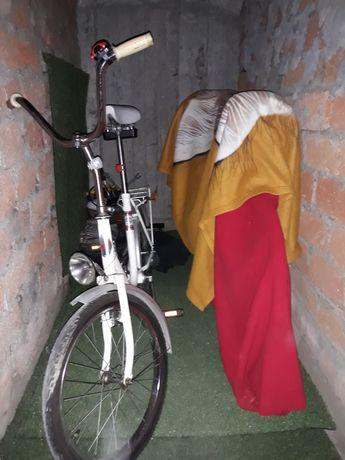 Rower składak flaming fsm predom wigry prl