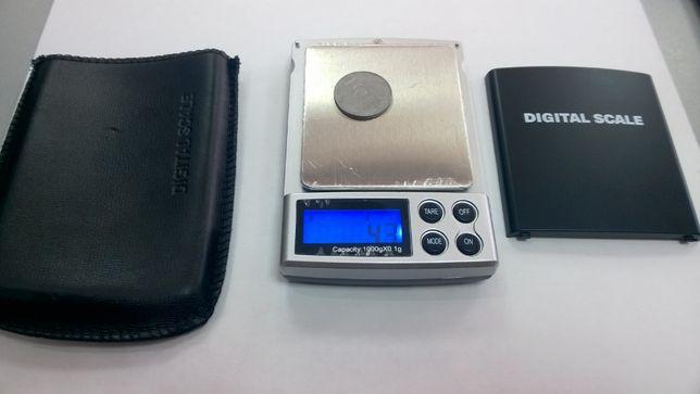 Карманные электронные весы ювелирные, аптечные, высокоточные 0,01-500