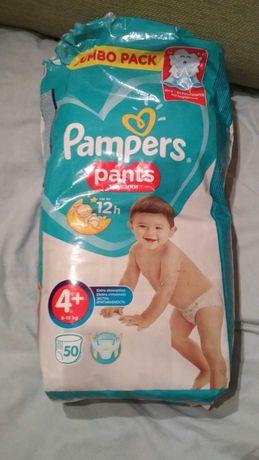 Pampers pants 4+ трусик