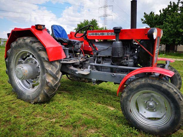 Traktor ciagnik sam C330
