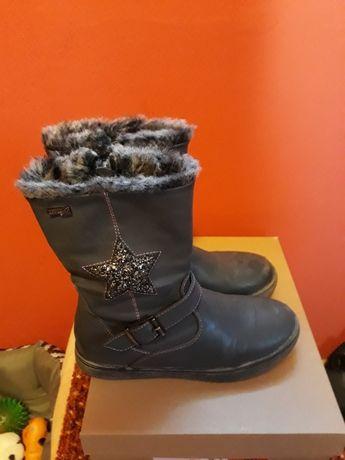 Buty dla dziewczynki roz . 33 i 34