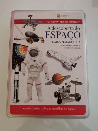 Caixa pedagógica - Espaço