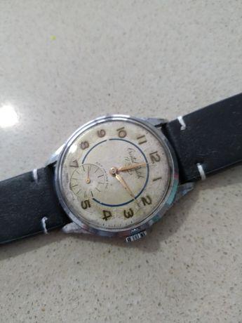 Relógio Suíço Cristal watch 17 rubis