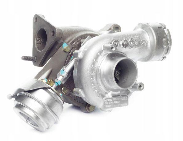 Turbina AUDI A4 B7 A6 C6 VW Passat B6 2.0 TDI 136KM 140KM BLB BRE BRF