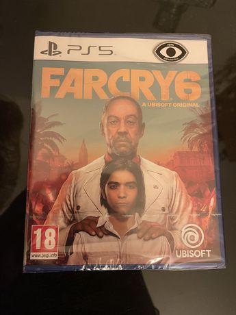 FarCry 6 PS5 NOVO
