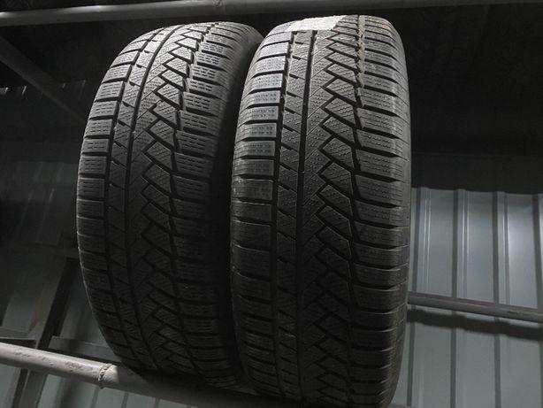 зима 235\65\R17 2016г 7.1мм Continental Winter TS 850P 2шт шины