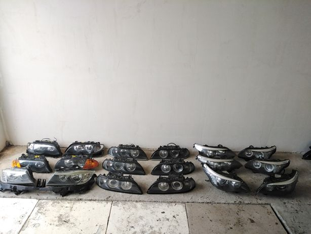 Фари Стопи БМВ е60 е39 е46 Е53 е90 Х5 BMW авто розборка Шрот Ф10