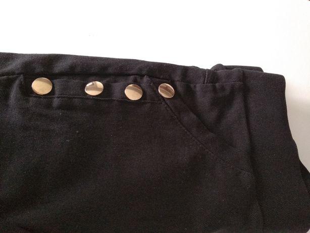 Spodnie damskie rurki legginsy