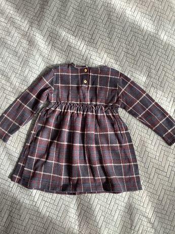 Платье Zara разм. 2—3 года