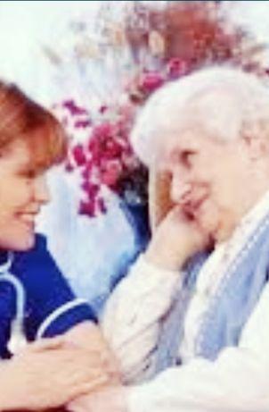 Предлагаю услуги сиделки за престарелыми и больными людьми.