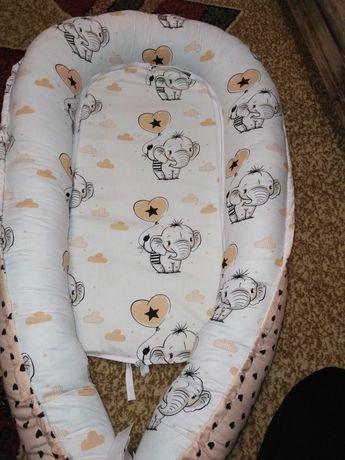 Кокон гніздечко, подушка для вагітних