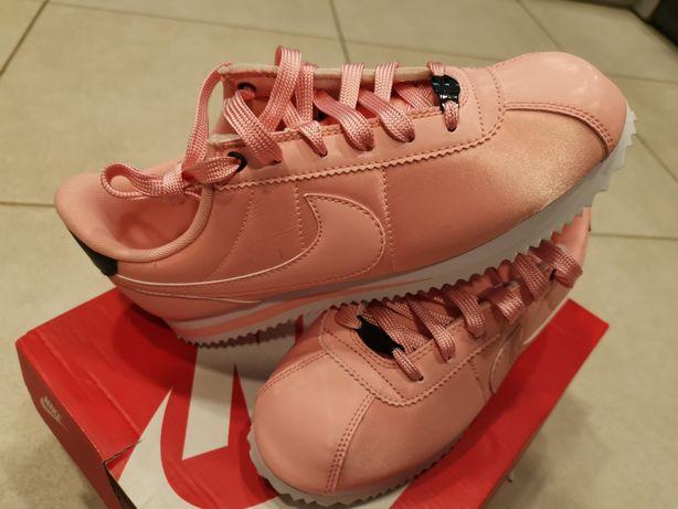 Nike Cortez 37.5 różowe nowe! Wysyłka
