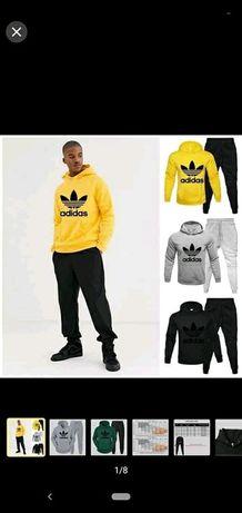 Dresy meskie z logo Adidas kolory M-XXL!!!