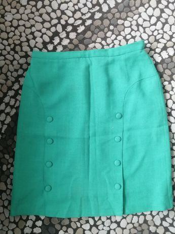 Spódnica, spódniczka ołówkowa Pas 80 cm Polecam