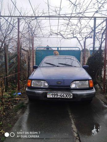 Форд Сиерра 1989 2 л. инжектор
