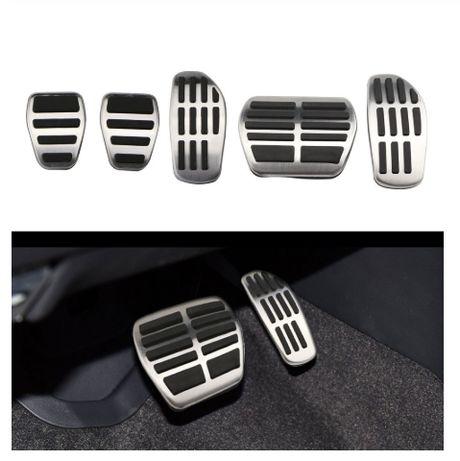 kit Capas pedais Nissan X -trail Qashqai Renault Kadjar manual e auto