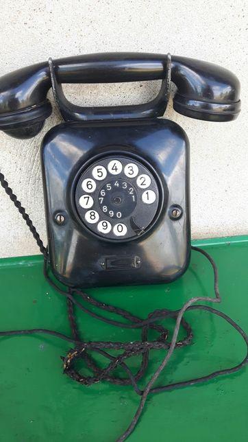 Zabytek Międzywojenny telefon DTW W-28