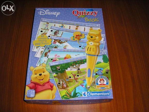 Jogo Disney Quizzy Winnie the Pooh