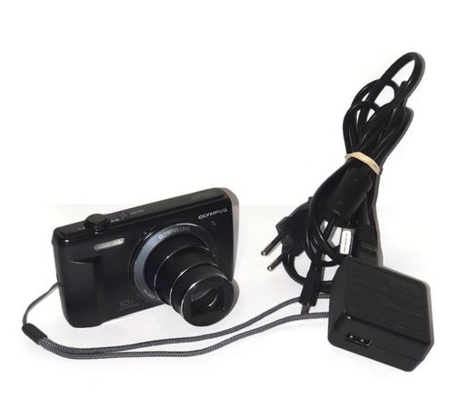 APARAT OLYMPUS D-750 ładowarka 16mpx 10x zoom HD