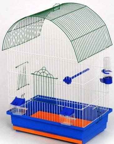 Клетки для птиц и животных