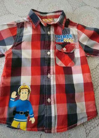 Koszula Strażak Sam
