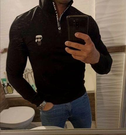 Bluzy męskie Karl M L XL 2xl