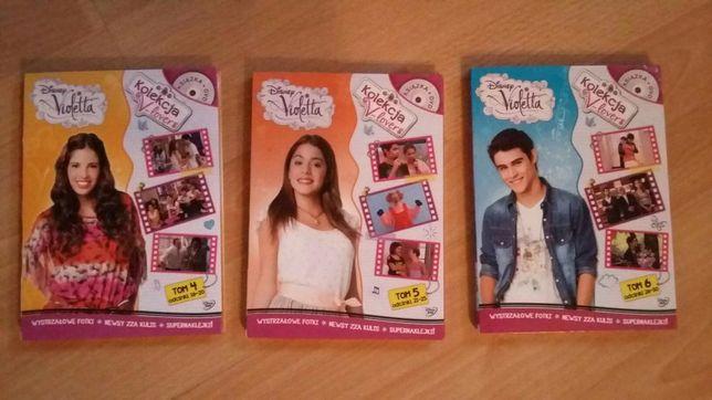 Kolekcja V-lovers dvd Violetta