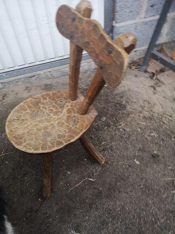 Krzesło stare oryginal