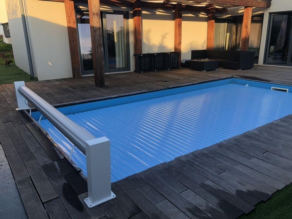 Segurança na piscina com cobertura manual Sintra (Santa Maria E São Miguel, São Martinho E São Pedro De Penaferrim) - imagem 1
