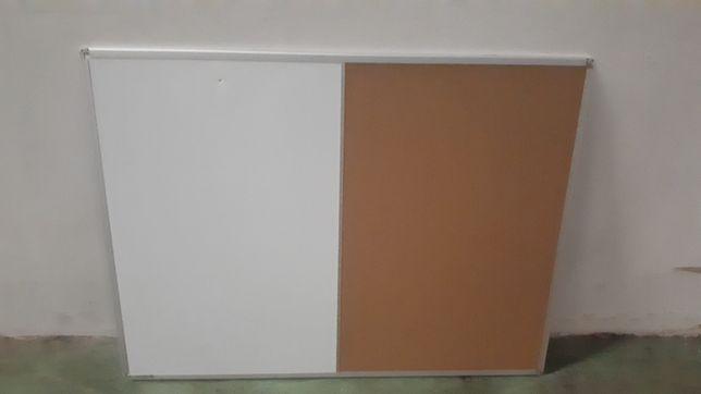 Tablica combi magnetyczna korkowa 120 ×90 cm