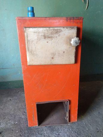 Продам котел газовий, але можна переробити на дрова КСТ-16