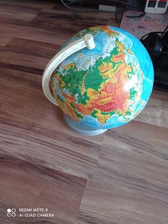 Sprzedam Globus fizyczny