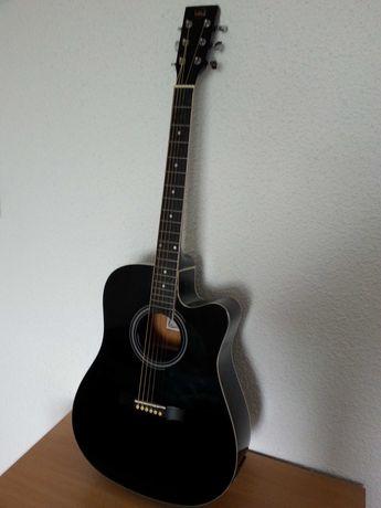 Gitara elektro-akustyczna