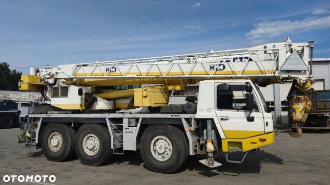 Faun ATF 45-3  6x6x6.45 ton.34m+16m silnik Mercedes!