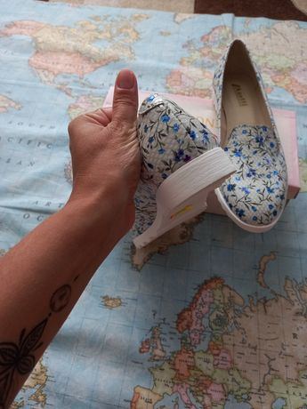 Туфлі жіночі шкіра 36 38 39 розмір