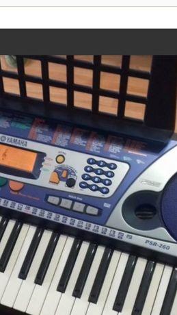 Пианино фортепиано синтезатор yamaha