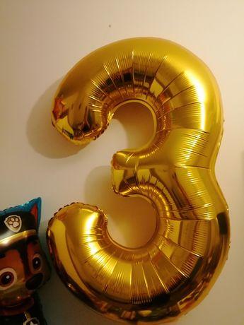 Balon urodzinowy 3