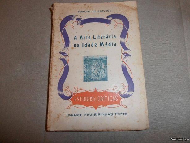 A Arte Literária na Idade Média 1947