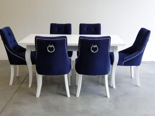Krzesła Chesterfield pikowane VELVET Producent nowe wygodne modne