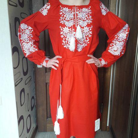 Продам платье-вышиванку