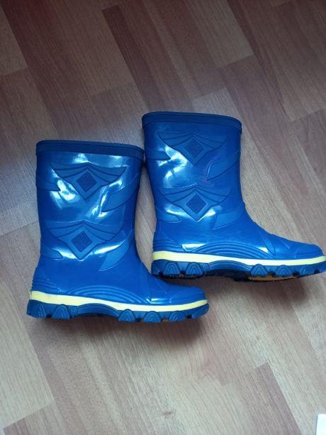 Резинові чобітки 31 розмір, резиновые сапоги