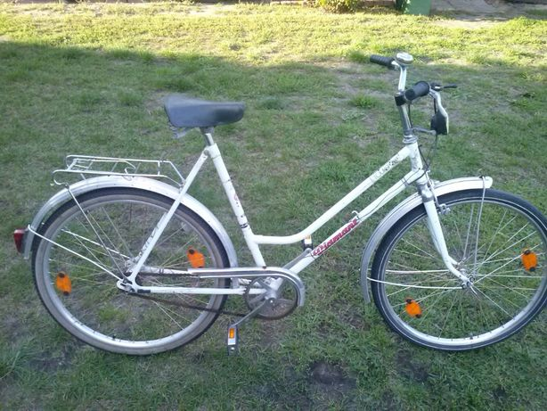Rower Miejski Damka kola 26
