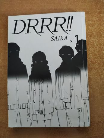 Manga Drrr!! część 1