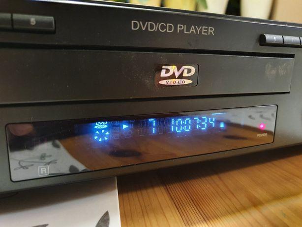 Odtwarzacz CD/DVD sprawny, ciekawa konstrukcja