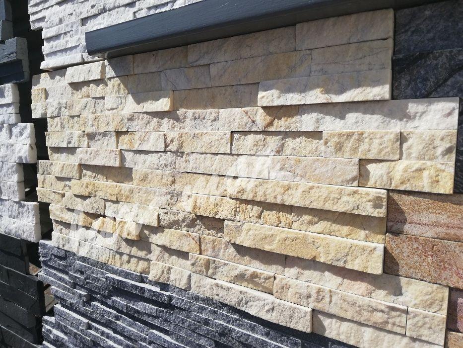 Panel Elewacyjny /Płytka/Elewacja/Kamień Naturalny/Marmur Radzymin - image 1
